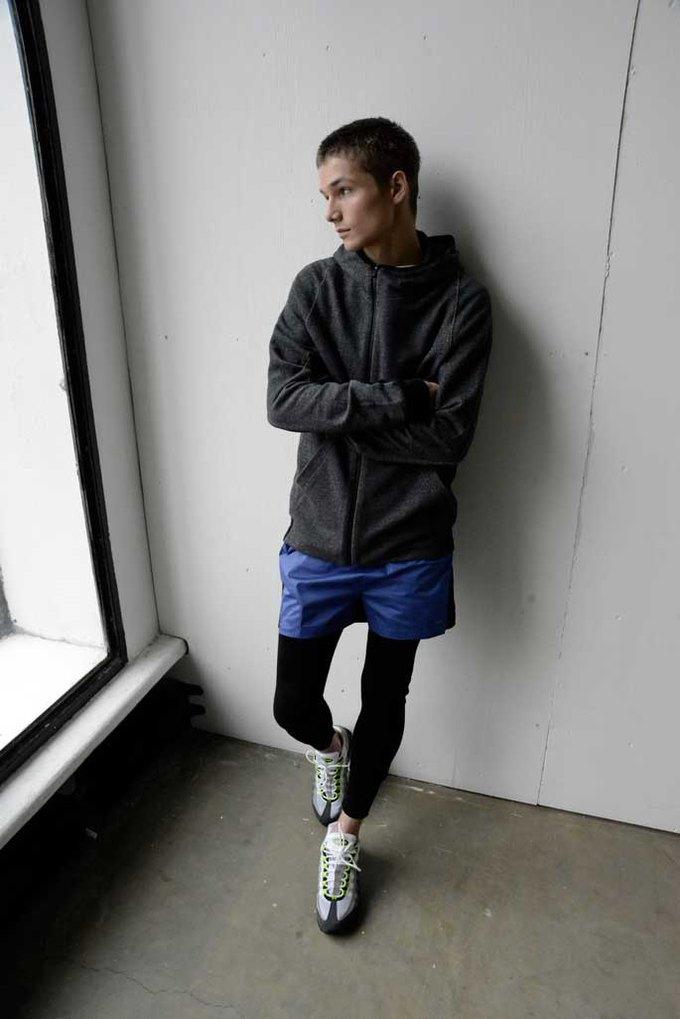 Гоша Рубчинский снял лукбук для Nike Sportswear. Изображение № 4.