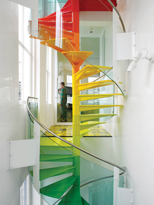 23 необычные лестницы и несколько интересных фактов о них. Изображение № 13.