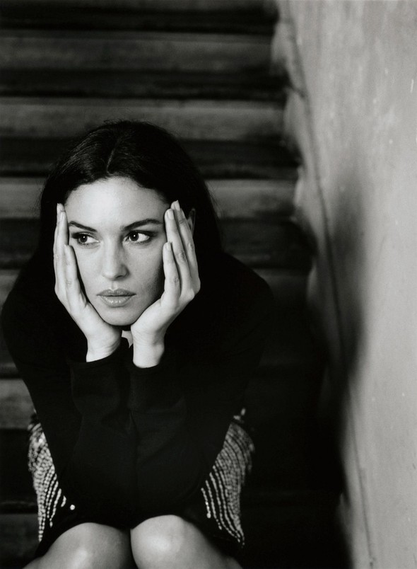 Прекрасная итальянка в Париже. Изображение № 1.