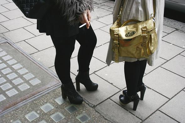 Изображение 8. Детали: London Fashion Week AW 2011.. Изображение № 8.