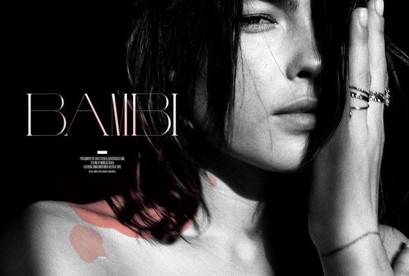 Съемки: Numero, Vogue, W и другие. Изображение №15.