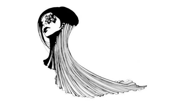 Katsuta Mako – черно-белая грация. Изображение № 37.