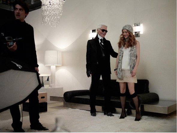 Chanel Cocoon и Vanessa Paradis. Изображение № 2.