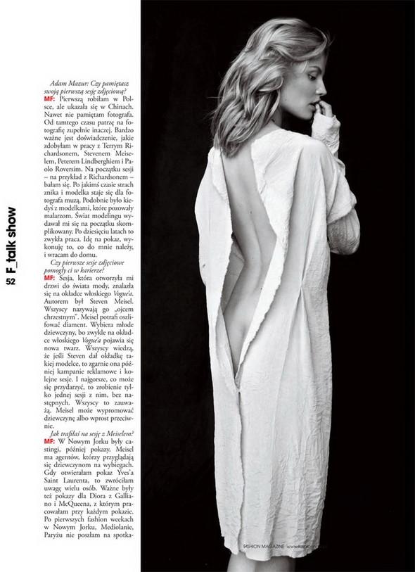Магдалена Фраковяк для Fashion Poland. Изображение № 8.