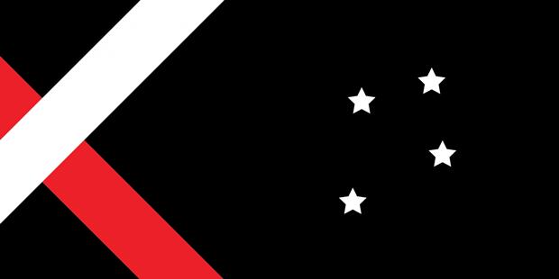 Новая Зеландия показала 40вариантов нового флага. Изображение № 39.