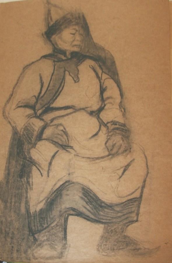 Голуб Л. - художник из СССР. Изображение № 3.