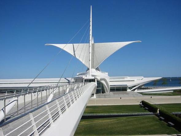 Архитектура будущего от Сантьяго Калатравы. Изображение № 4.