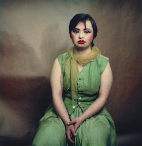 Сибилла Бергманн. изГДР слюбовью. Изображение № 18.