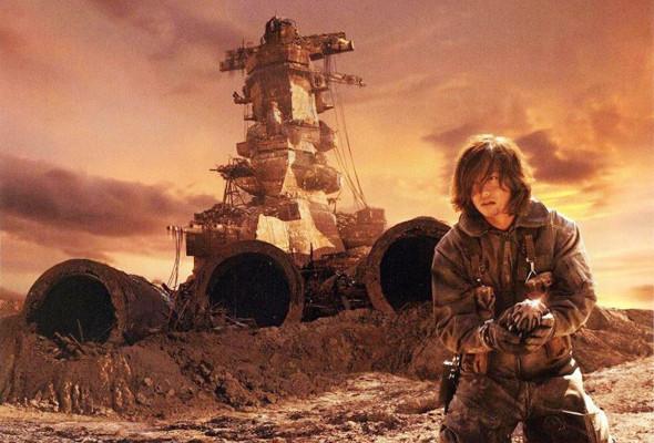 Боевой космический крейсер «Ямато». Изображение № 1.