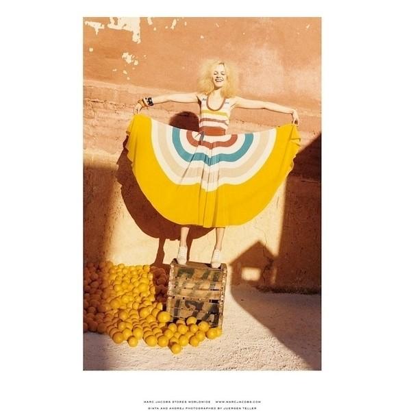 Изображение 33. Рекламные кампании: Celine, Marc Jacobs, Miu Miu и другие.. Изображение № 39.