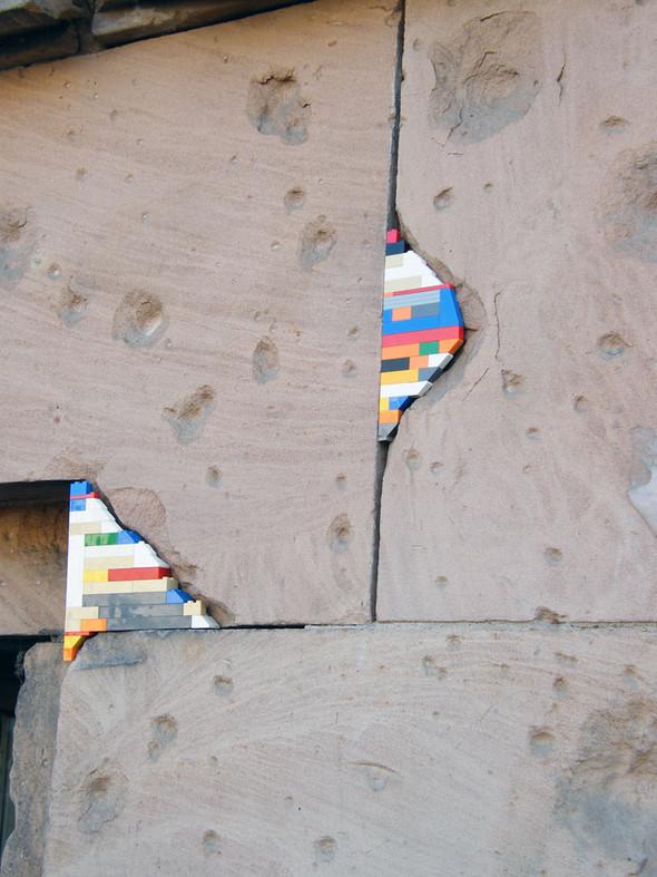 Лего наулицах Берлина. Изображение № 5.