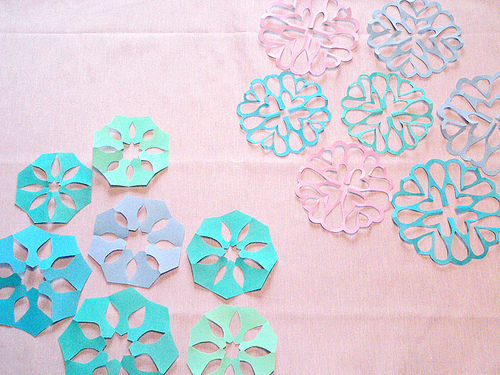 Hitomi Murakami и миркиригами. Изображение № 8.