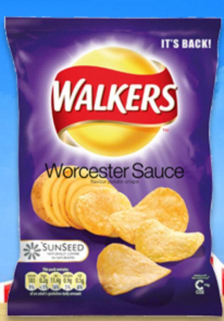 Несъедобное съедобно - какие бывают чипсы. Изображение № 60.