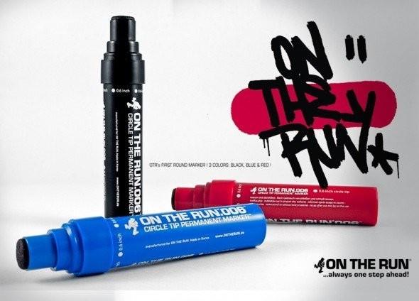 Краска MTN, маркеры MTN, маркеры OTR. Изображение № 3.