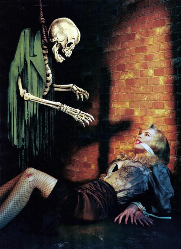 Зловещие мертвецы: 10 съемок к Хеллоуину. Изображение №71.
