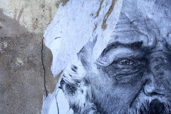 Стрит-арт от французкой команды Murmure - Artisme. Изображение № 14.