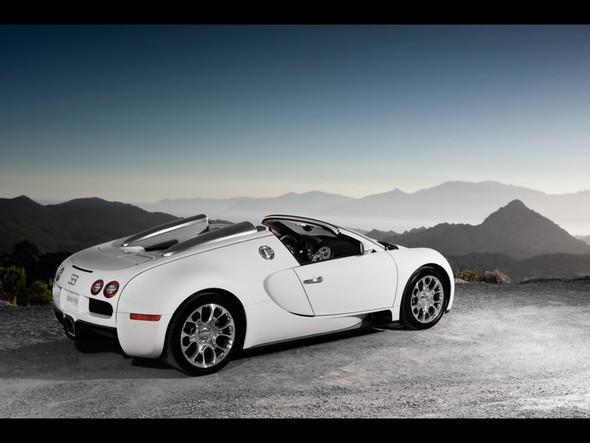 Bugatti Veyron Grand Sport. Изображение № 9.