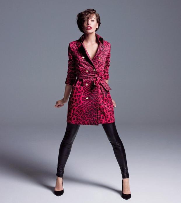 Вышли новые кампании Gucci, I am, Marella, Miu Miu, SLP и Versus. Изображение № 9.
