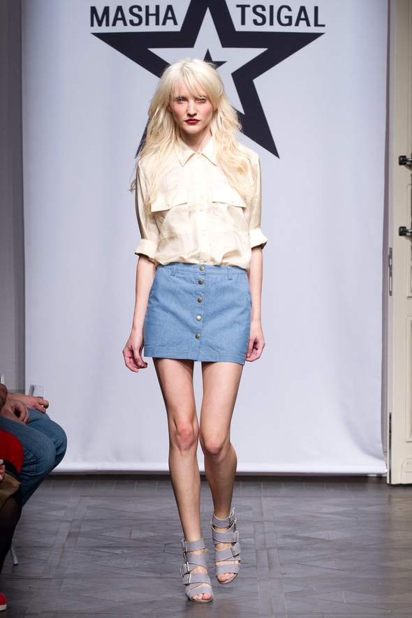 Masha Tsigal spring/summer 2012. Изображение № 15.