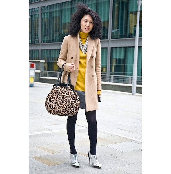 Изображение 94. На полях: 10 тенденций уличного стиля с прошедших недель моды.. Изображение № 94.