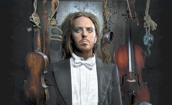 Тим Минчин. Зануда рок-н-ролльная, австралийская. Изображение № 1.
