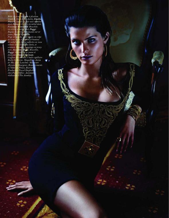 Съемка: Изабели Фонтана для Vogue Paris. Изображение № 14.
