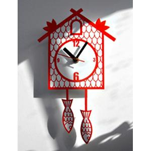 Часы скукушкой. Изображение № 21.
