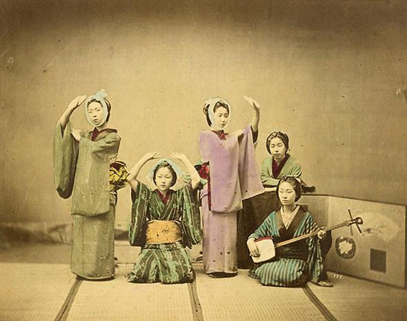 «Широкий ремень» или традиционные японские пояса Оби и Маваси. Изображение № 3.
