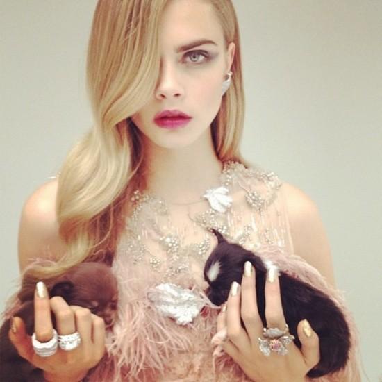 Съёмки: Playing Fashion, Schon, Vogue и другие. Изображение № 9.