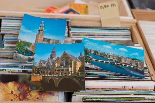 Изображение 13. Амстердам. Рынок и Девять Улиц с Каролайн.. Изображение № 13.