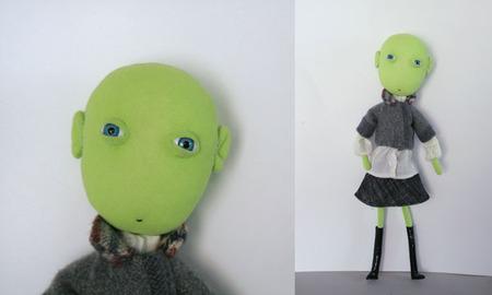 Takiyaje doll. Изображение № 2.