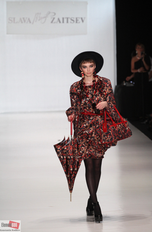 Mercedes-Benz Fashion Week Russia 2012. Изображение № 6.