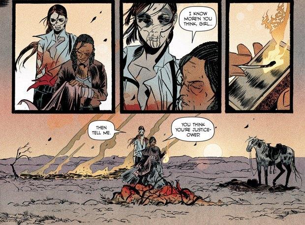 Что читать: 10 новых комиксов. Изображение № 18.