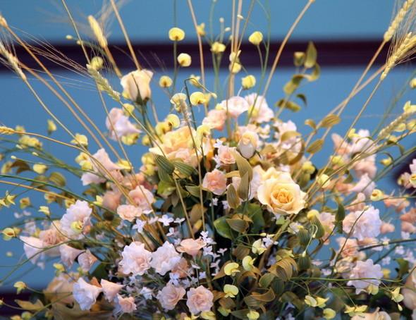 Керамическая флористика. Цветы из глины, ручная работы. Изображение № 3.