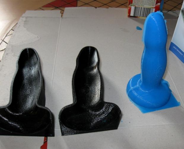 Немецкий сайт предлагает создание секс-игрушек на 3D-принтере. Изображение № 1.