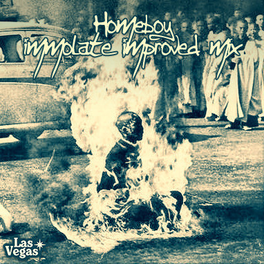 Homeboy – Immolate Improved mix. Изображение № 1.