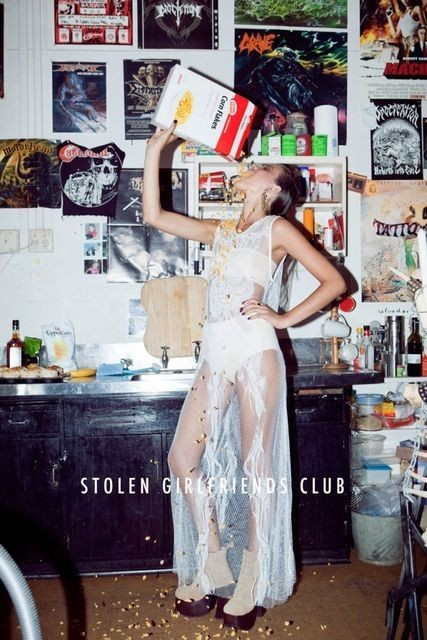 Кампания: Stolen Girlfriends Club FW 2012. Изображение № 1.