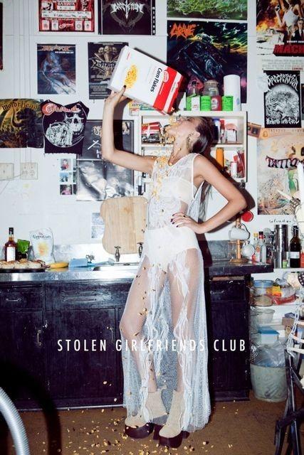 Кампания: Stolen Girlfriends Club FW 2012. Изображение № 1.
