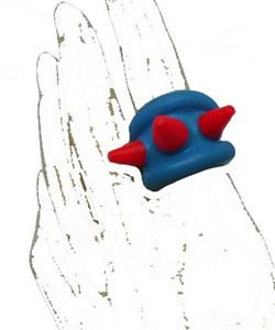 Couchukовое безобразие - украшения из резины. Изображение № 17.