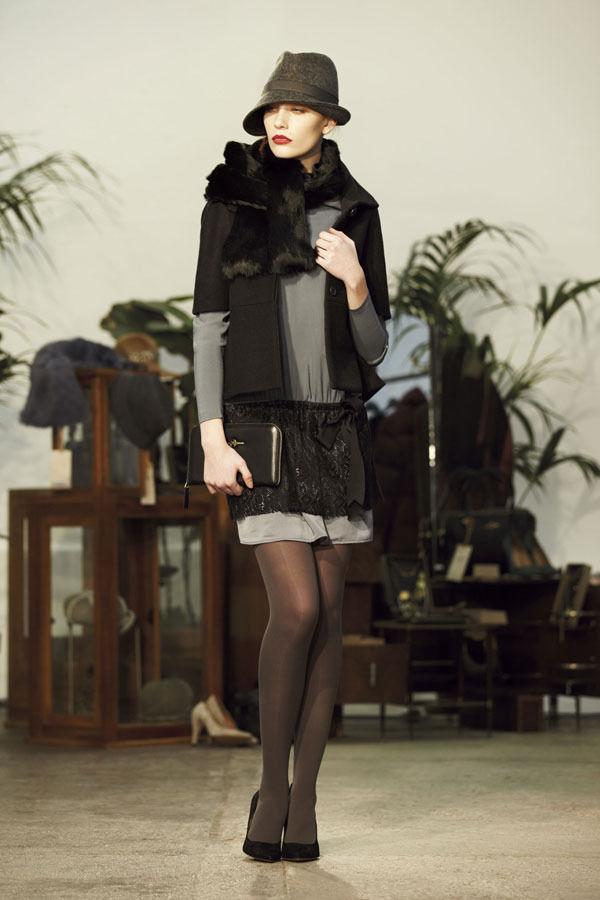 Ретро всегда в моде. Aniye By, осень-зима 2012/13. Изображение № 20.