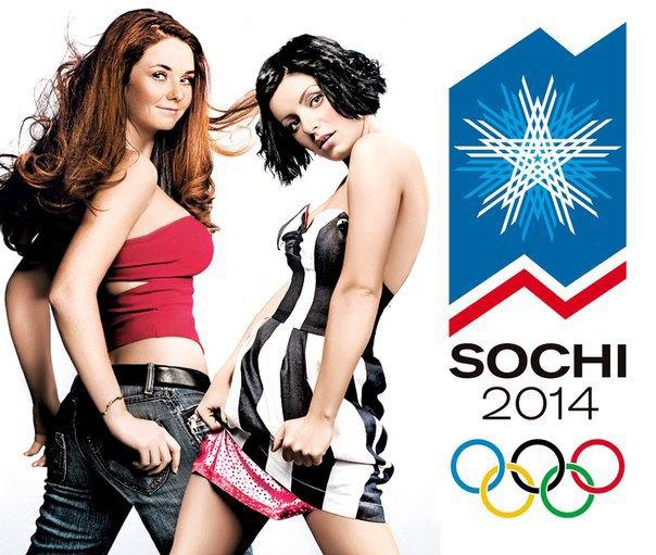 Группа «Тату» выступит на открытии Олимпиады в Сочи. Изображение № 1.