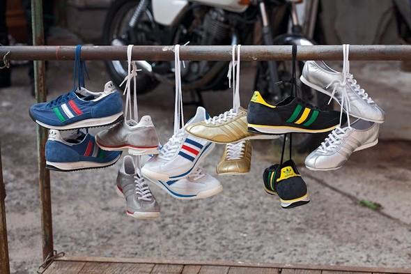Лукбуки: Adidas Originals SS 2012. Изображение № 17.