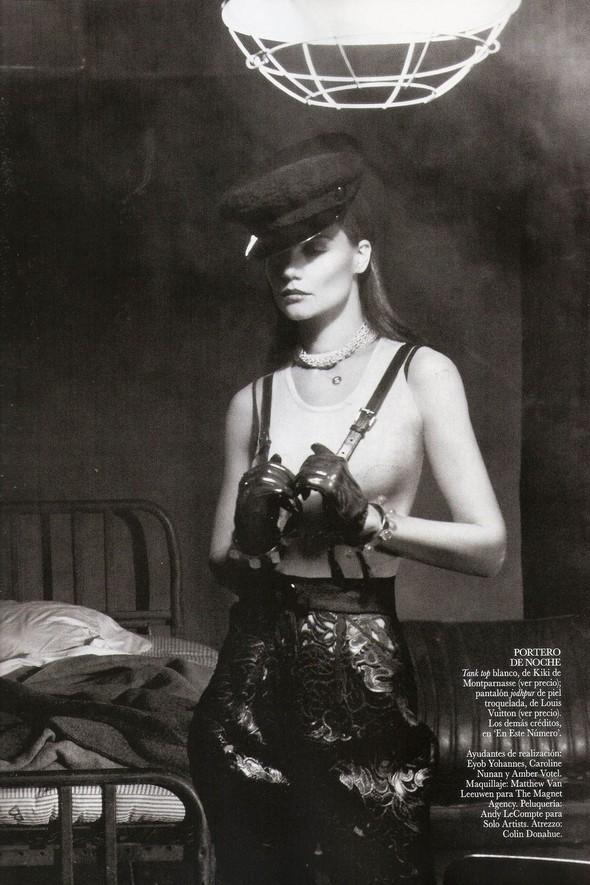 Съёмка: Кэти Холмс для Vogue. Изображение № 9.
