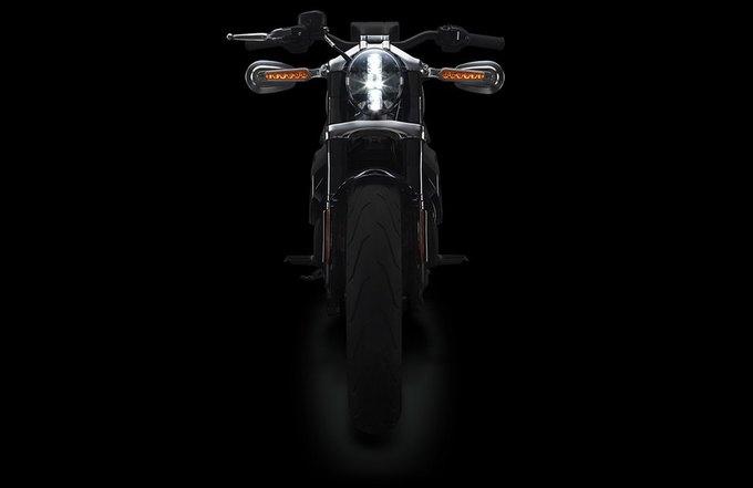 Harley-Davidson показал свой первый электробайк. Изображение № 2.