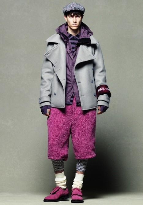 PHENOMENON A/W 2011 - PINK CLOWN. Изображение № 6.