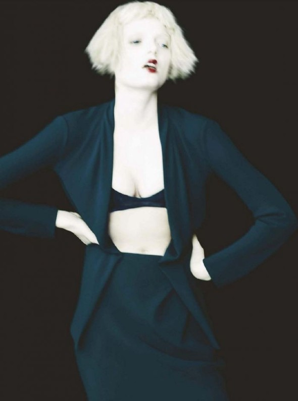 Съемки: Vogue, Numero, Tush и другие. Изображение №22.
