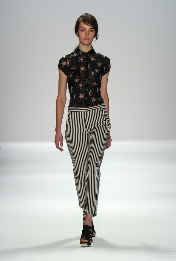 New York Fashion Week Spring 2012: День третий. Изображение № 11.