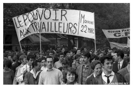 Jean-Pierre Reyвзгляд намай '68. Изображение № 29.