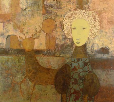 Наивная живопись Светланы Румак. Изображение № 27.