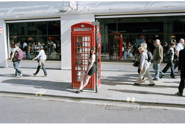 Большой город: Лондон и лондонцы. Изображение № 156.